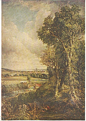 Dedham Vale by John Constable cs10289 (Image1)