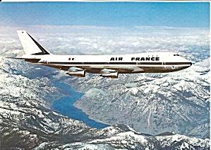Air France 747 in Flight cs10305 (Image1)