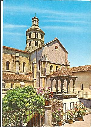 Fossanova Abbey Cistercian Monastery Latina Italy cs10328 (Image1)
