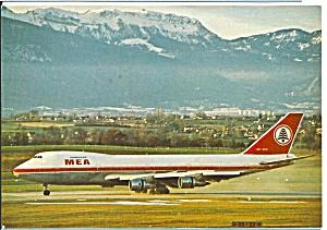 MEA  Middle East Arilines 747-200B  cs10331 (Image1)