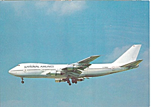National Airlines 747-243B  cs10338 (Image1)
