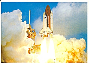 Shuttle Columbia Lifting Off On Sts-3 Cs10345
