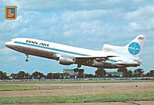PAN AM  Lockheed L-1011Tristar cs 10401 (Image1)