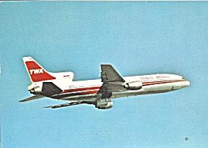 TWA Lockheed L-1011Tristar cs 10403 (Image1)