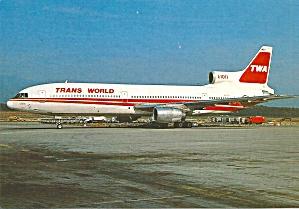 TWA Lockheed L-1011-385  N31031Tristar cs 10405 (Image1)