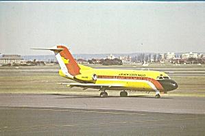 Air New South Wales F-28-1000 VH-FKD cs10409 (Image1)