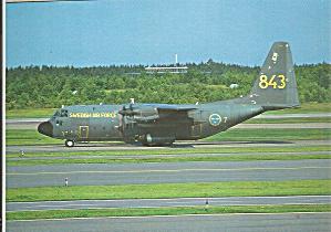 Swedish Air Force Tp 84 C 130 Hercules cs10431 (Image1)