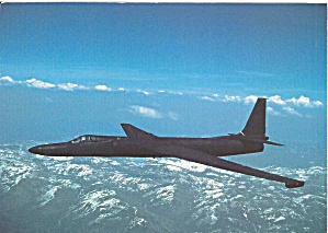 Usaf U 2r In Flight Postcard Cs10434