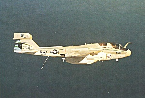 Us Navy Ea-6b Prowler Postcard Cs10440