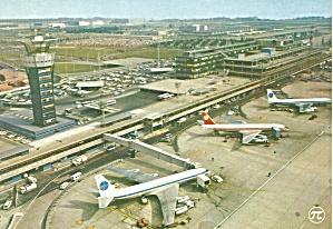 Aeroport Paris Orly Control Tower cs10441 (Image1)
