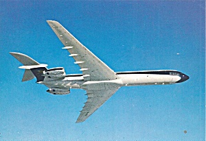 Boac Vickers Vc-10 In Flight Cs10458