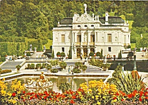 Bavaria Alps Germany Royal Castle Linderhof cs10504 (Image1)