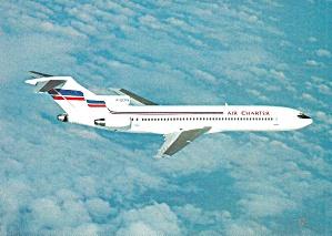 Air Charter 727-228 F-GCMX postcard cs10514 (Image1)