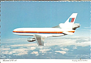 United Airlines DC-10 -10 N1806U  inflight  cs10576 (Image1)