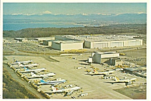Seattle Wa World S Largest Building Boeing Cs10613