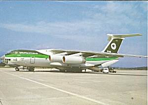 Iraqi Airways Il-76t Yi-aik Cs10621