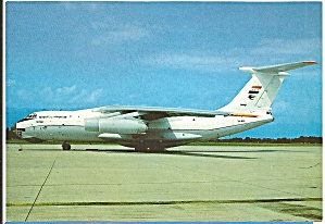 Iraqi Airways Il-76m Yi-all Cs10622