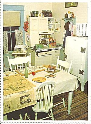 1930s Kitchen Italien American Museum America History cs10638 (Image1)