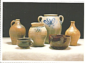 New England Pottery Museum American History Cs10695
