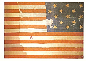 Star Spangled Banner Museum of American History cs10710 (Image1)