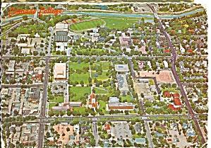 Colorado Springs CO Aerial Colorado College cs10740 (Image1)