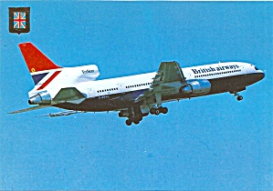 British Airways L-1011 Cs10772