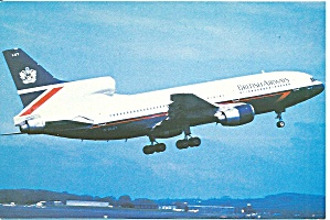 British Airways L-1011-500 G-blut Cs10773