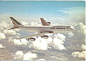 Air France 747 In Flight Cs10789