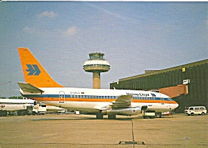 Airport Hanover Germany Hapag Lloyd 737 Cs10851