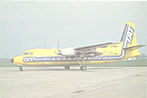 T A T Fokker F-27  F-GBRU cs10859 (Image1)