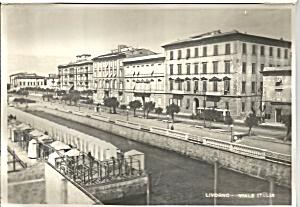 Livorno Tuscany Italy  Viala Italia cs10874 (Image1)