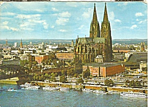 Colgne Koln Germany View of the Cathedral cs10886 (Image1)