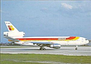Iberia DC-10-30 cs10900 (Image1)