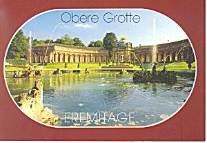 Eremitage Bayreuth Germany Postcard cs1090 (Image1)