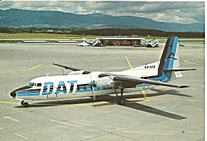 Dat Fairchild Fh-227 Oo-dtd Cs10919