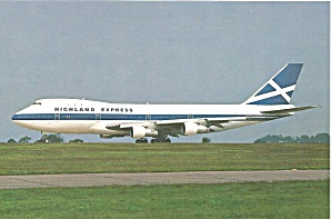 Highland Express 747-123 G-HIHO cs10922 (Image1)