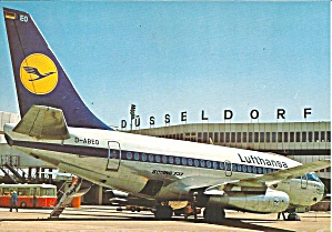 Dusledorf Lohausen Airport Termanal 2 Germany Cs10941