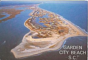 Garden City Beach SC Aerial View cs10950 (Image1)