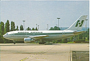 Nigeria Airways Airbus A310-222 Cs10964
