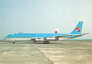 Korean Airlines Cargo 707-321c Cs10976