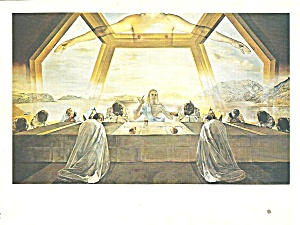 Sacrament of Last Supper Salvador Dali cs10985 (Image1)