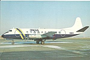 3MAS Vickers Viscount  708 9O-CAH cs11018 (Image1)