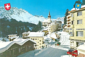 Arosa Switzerland Cs11020