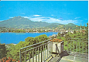 Lucerne Switzerland Pilatus cs11032 (Image1)