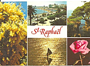Saint Raphael La Cote D Azur France Cs11034