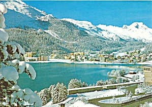 St Moritz -bad Switzerland Cs11037