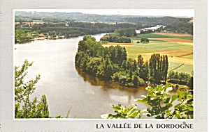 The Valley Of The Dordogne France Cs11039