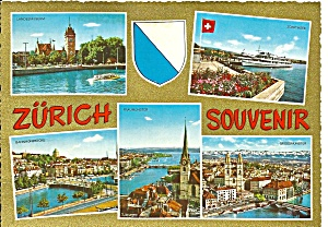 Zurich Switzerland Multi Views Cs11040