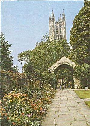 Canterbury Cathedral England War Memorial Garden cs11044 (Image1)