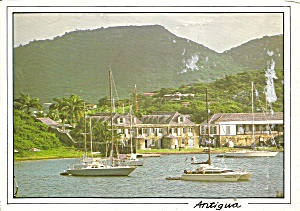 Nelson S Dockyard English Harbor Antigua Cs11051